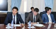 Руководитель управления по инвестициям и развитию предпринимательства Нур-Султана Ерлан Бекмурзаев
