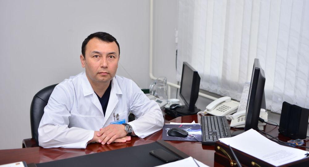 Кардиохирург Ермағамбет Қуатбаев
