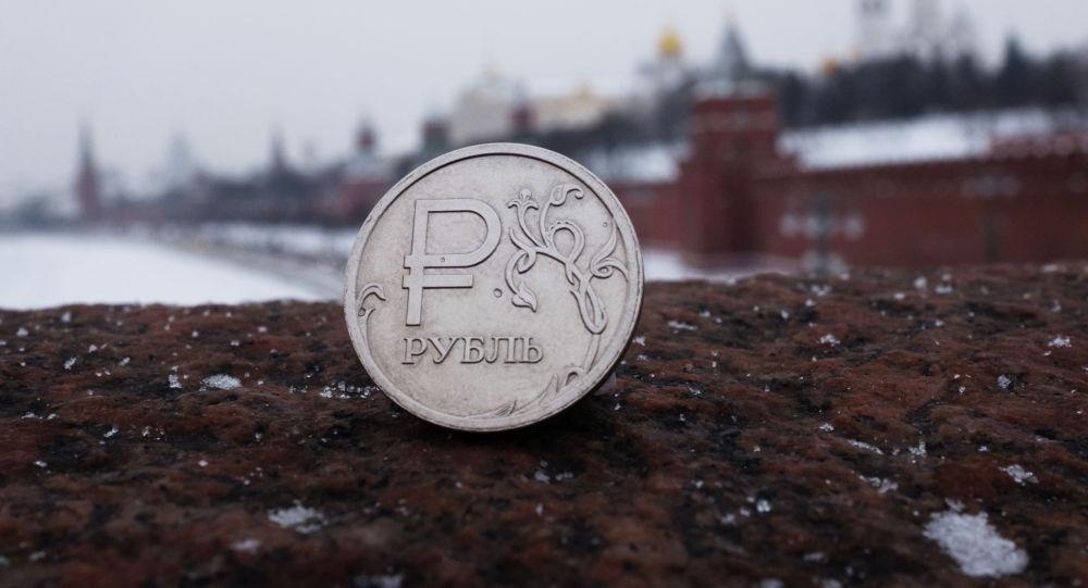 Российский рубль, архивное фото