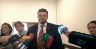 Адвокат о деле Вышинского