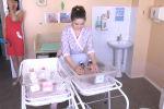 Чудо в казахстанском роддоме - видео