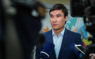 Председатель комитета по делам физической культуры и спорту министерства культуры и спорта Серик Сапиев