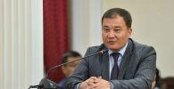 Руководитель управления стратегического и бюджетного планирования Нур-Султана Кайсар Манкараев