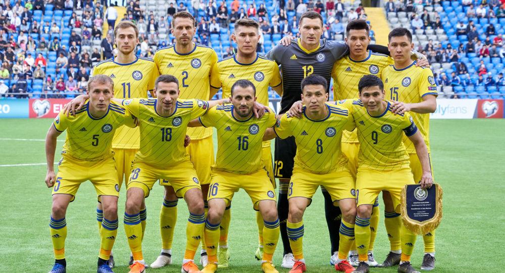 Сборная Казахстана по футболу