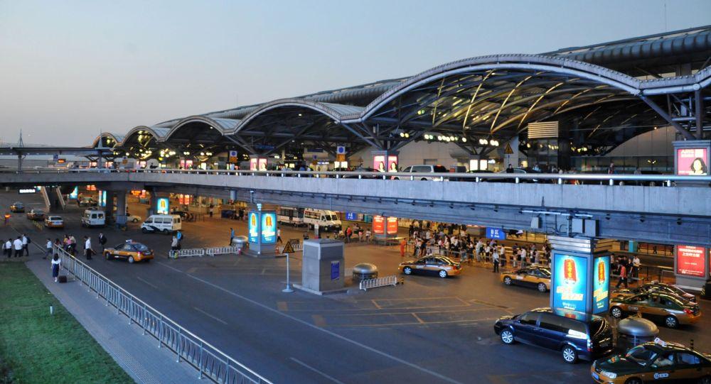 Международный аэропорт Пекина, архивное фото