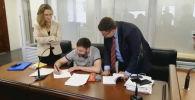 Кирилл Вышинский освобожден