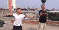 Фруктовый ниндзя из Шаолиня - видео