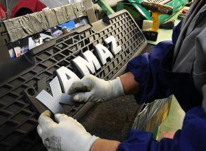 Автомобильный завод Камаз в Татарстане