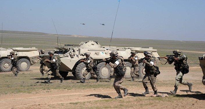 Қазақстанның әскери қызметкерлері