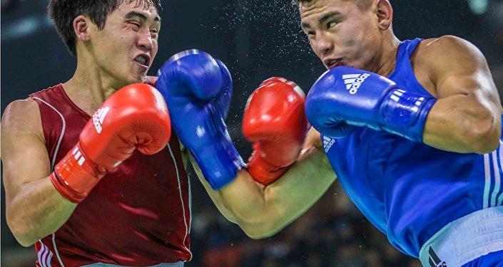 Кубка конфедерации по боксу