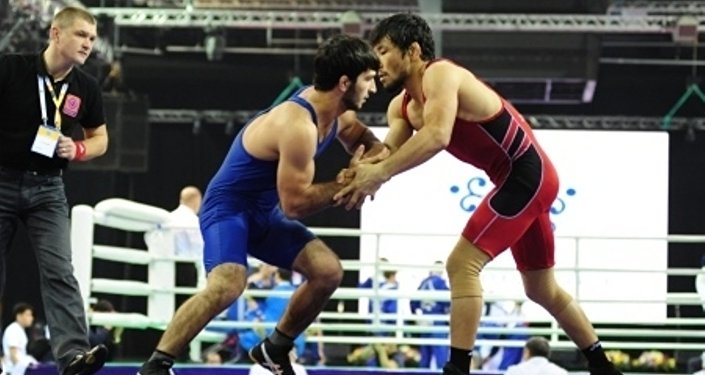 Абачараев иКурбаналиев завоевали золото начемпионате мира вБудапеште