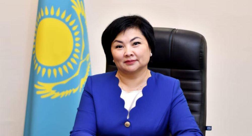 Шолпан Каринова назначена на должность вице-министра образования и науки
