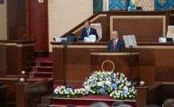 Қасым-Жомарт Тоқаев парламент палаталарының бірлескен отырысында жолдауын жариялады