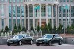 Автомобили у Акорды, архивное фото