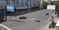 Форсаж в Тбилиси