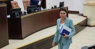 Дариға Назарбаева сенаттың отырысында