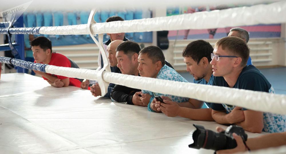 Бокс, ринг