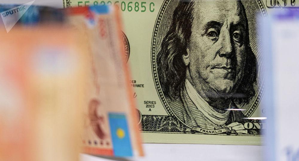 Валюта, теңге, доллар