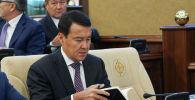 Үкімет басшысының бірінші орынбасары – қаржы министрі Әлихан Смайылов