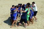 Казахстанские пляжники стартуют в промофинале Евролиги в Португалии