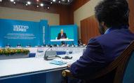 Первое заседание национального совета общественного доверия