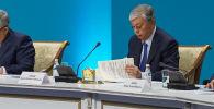 Президент Касым-Жомарт Токаев открыл первое заседание национального совета общественного доверия, архивное фото