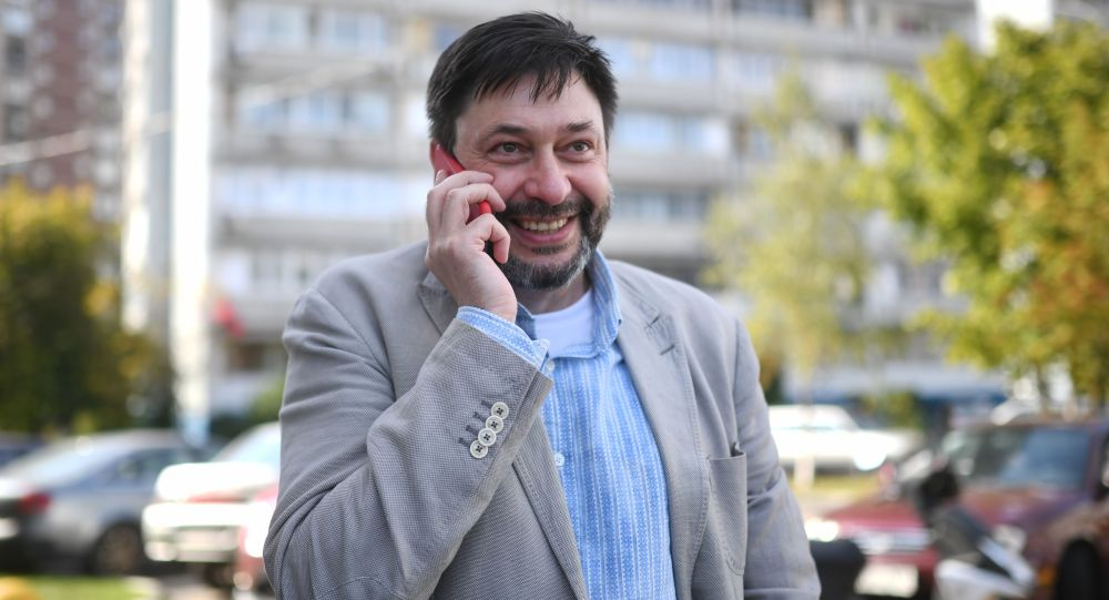 Кирилл Вышинский прилетел в Москву