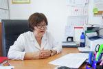Заведующая лечебно-профилактическим отделом Центра по профилактике и борьбе со СПИД города Нур-Султан Гульнар Нургожина