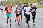 Большинство участников забега готовятся к марафону, тренируясь ежедневно