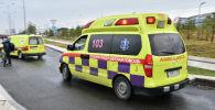 Авто скорой медицинской помощи, иллюстративное фото