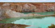 Голубая лагуна: красота и опасность удивительного водоема в Нур-Султане