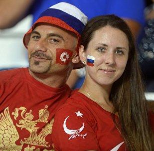 Түркия-Ресей