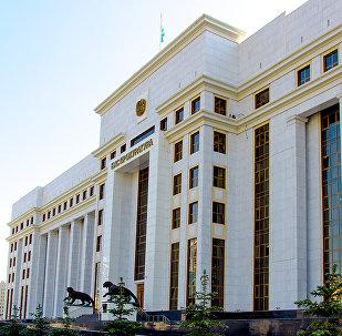 Архивное фото Генеральной прокуратуры Казахстана