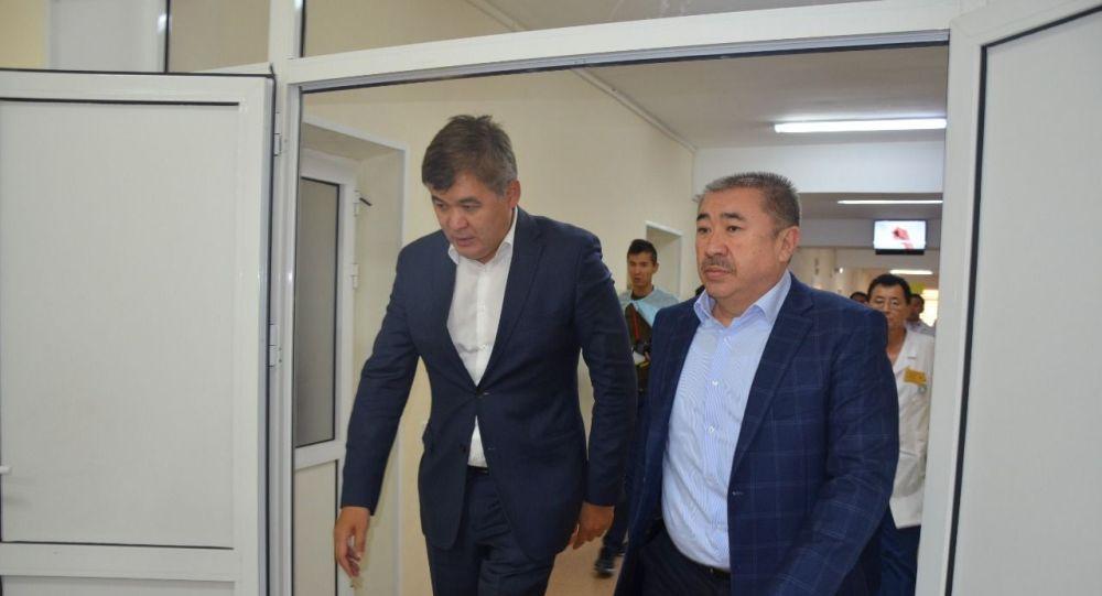 Ерлан Тұрғымбаев пен Елжан Біртанов