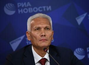 Видеомост с участием директора департамента таможенной инфраструктуры Евразийской экономической комиссии (ЕЭК) Бактыбека Байсеркеева