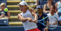 Казахстанская теннисистка Юлия Путинцева