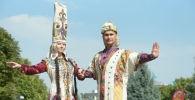 День города в Алматы
