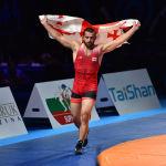 ЧМ по борьбе - 82 кг - Лаша Гобадзе (Грузия)