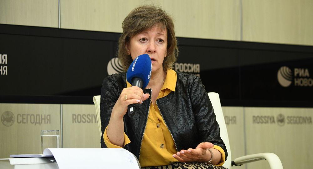Член коллегии (министр) по торговле Евразийской экономической комиссии Вероника Никишина