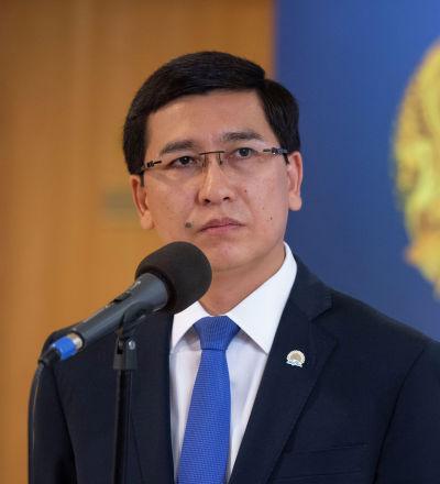 Министр образования Асхат Аймагамбетов