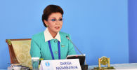 Спикер сената Дарига Назарбаева