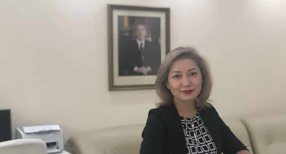 Акерке Ахметова