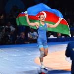ЧМ по борьбе - WW - Финал_50_кг - Эмилия Вук (Румыния)- Мария Стадник (Азербайджан)