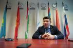Еуразия даму банкі басқарма басшысының орынбасары Амангелді Исенов