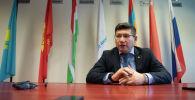 Заместитель председателя правления ЕАБР Амангельды Исенов