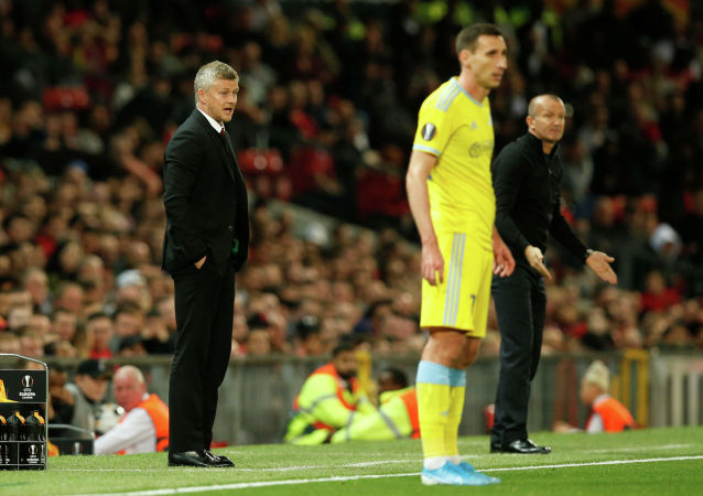 Менеджер «Манчестер Юнайтед» Оле Гуннар Сольскяер отреагировал на то, что тренер Астаны Роман Григорчук