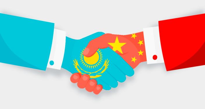Проекты Казахстана и Китая