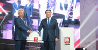 Премьер-Министр РК Аскар Мамин принял участие в открытии завода по производству масел в Алматинской области