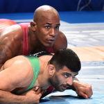 ЧМ по борьбе - финал - Кокс (США) /  Иран