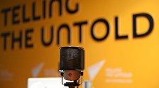 Архивное фото студии Radio Sputnik